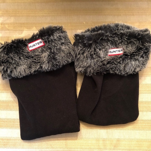 Hunter Faux Fur Boot Inserts
